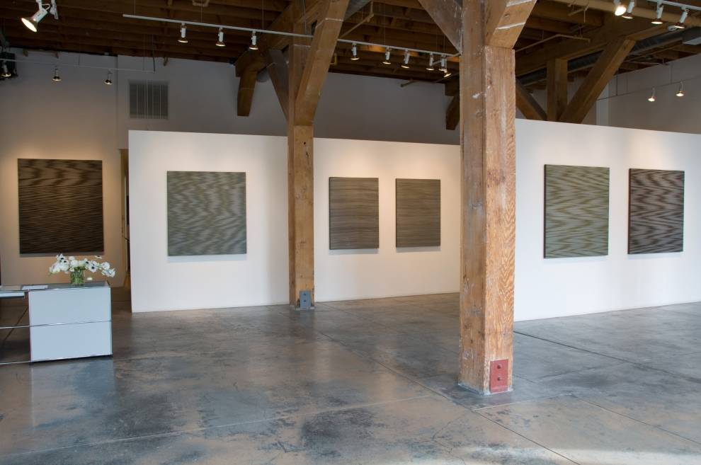 another installation view of 'lakewater 2'