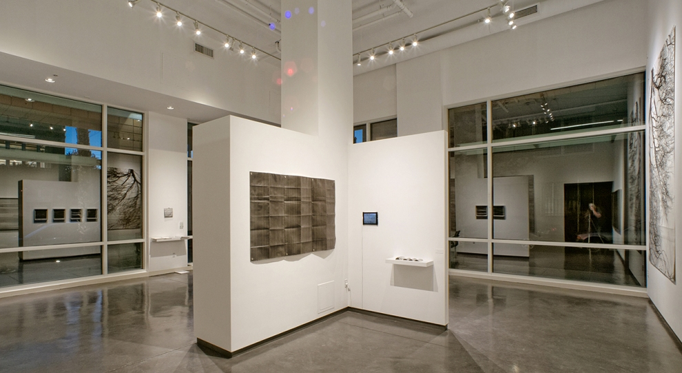 another installation view of 'distance'